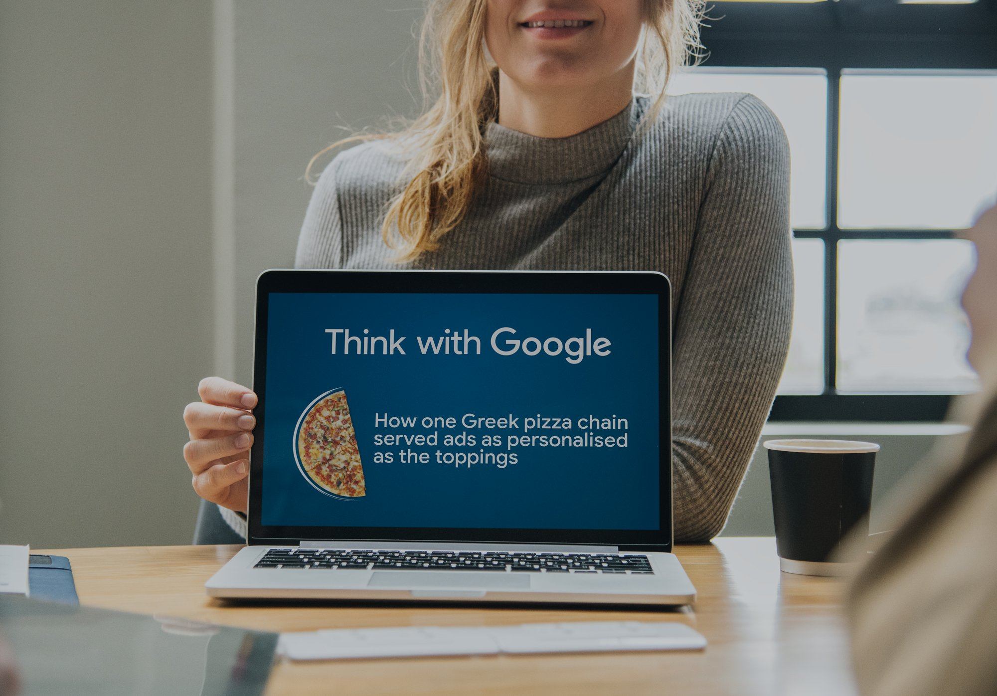 """We have been acknowledged as an official case study on """"Think with Google""""!"""