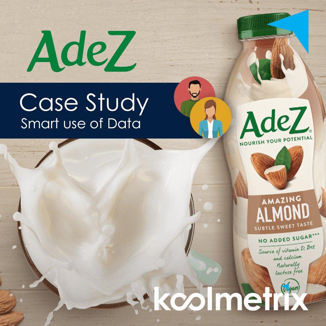 Adez – Smart use of Data